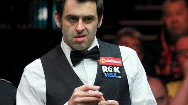 Snooker - Robertson cruises through, but O'Sullivan left struggling