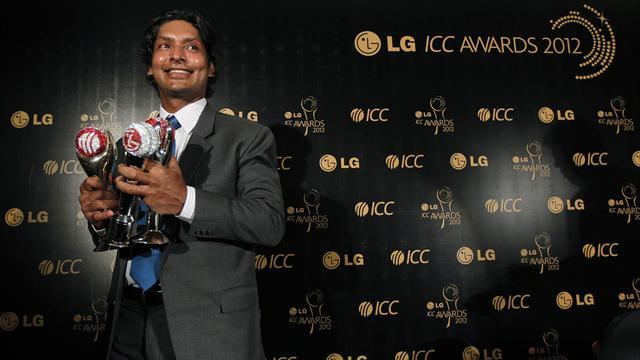 Sangakkara claims top ICC awards