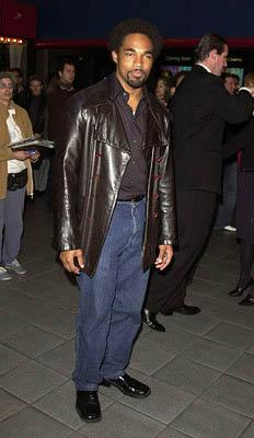 Premiere: Jason George at the Hollywood premiere for Lot 47's Scotland, PA - 2/4/2002