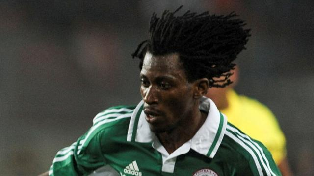 World Cup - Late goal saves African champions Nigeria