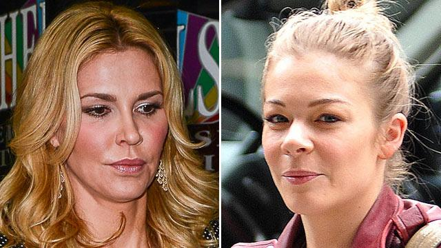 LeAnn Rimes Fires Back at Brandi Glanville