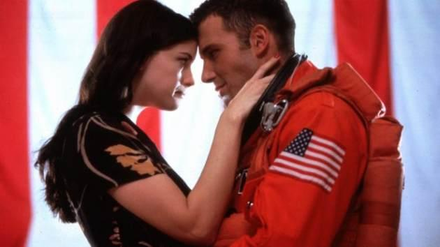 Liv Tyler and Ben Affleck in 1998's 'Armageddon' -- Touchstone Pictures