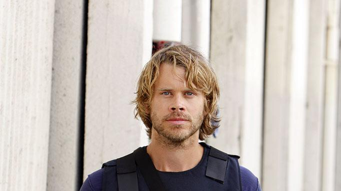 "Eric Christian Olsen joins ""NCIS: Los Angeles "" as a series regular, Los Angeles Police Detective Liaison Marty Deeks,."