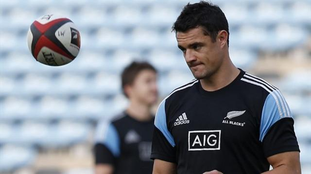 World Cup - NZ's Carter desperate to savour World Cup win on the pitch