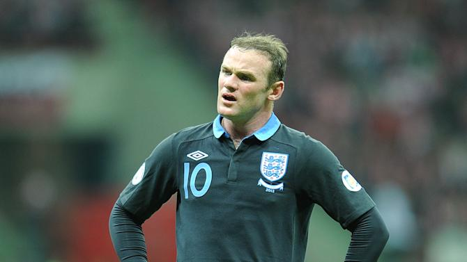 Wayne Rooney could feature for England against Sweden