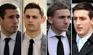 Footballers In Court Over Sex Assault Claims