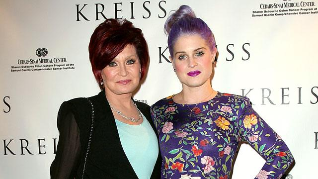 Sharon Osbourne on Kelly's Seizure Scare