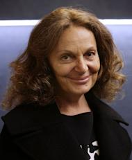 Diane Von Furstenberg will preside over the CFDA for an additional two years