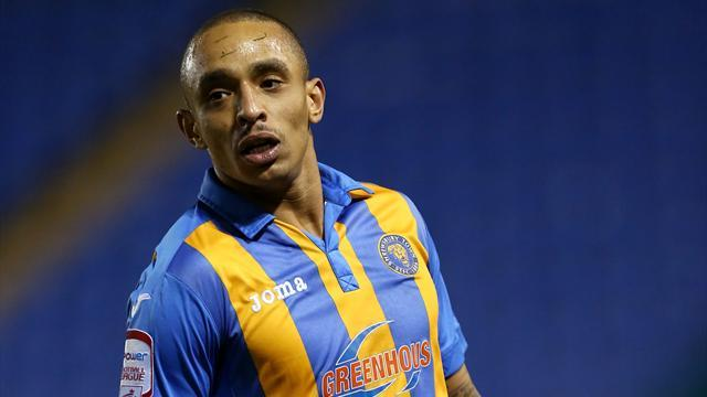 League One - Wright blow for Shrewsbury