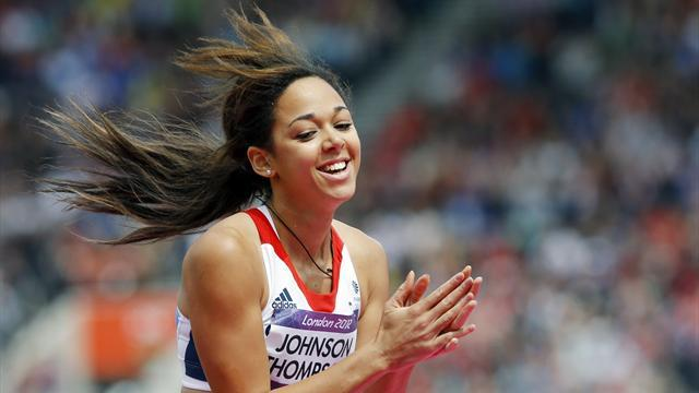 Athletics - Johnson-Thompson secures second gold at British Indoors