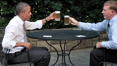 President Obama Gets Props For Being First to Brew Beer in the White House