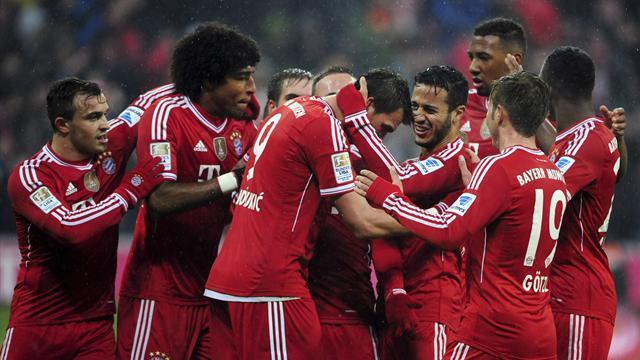 Bundesliga - Bayern hoping to seal championship at Mainz