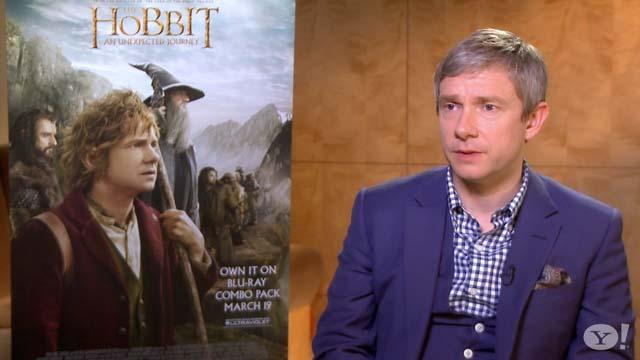 'The Hobbit: An Unexpected Journey' Insider Access: Now on Blu-ray