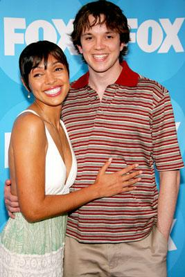 Tamara Taylor and Eric Millegan 2006 FOX TCA Summer Party Photos Pasadena, CA - 7/25/2006