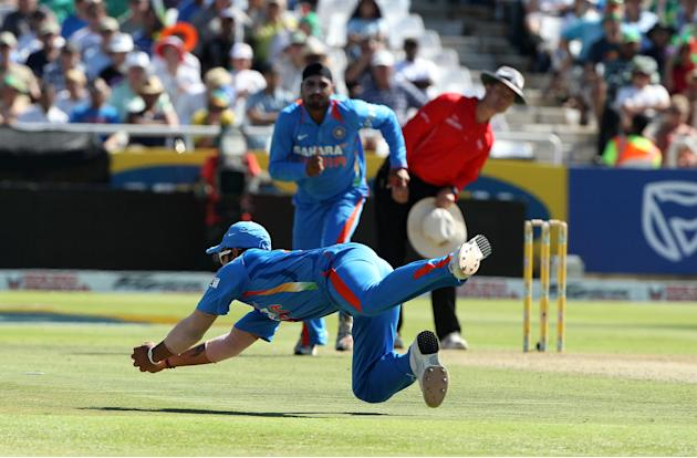 South Africa v India - Third One Day International