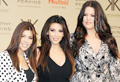 Kourtney, Kim and Khloe Kardashian | Photo Credits: Stuart Wilson/WireImage