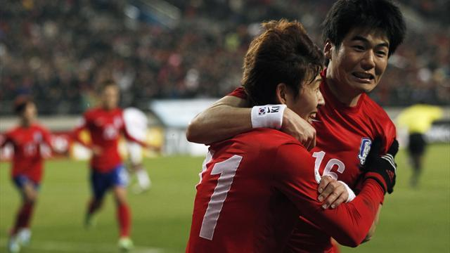 World Cup - Son scorches Qatar with late South Korean winner