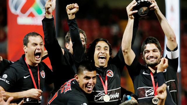 World Football - Tijuana win first Mexico league title