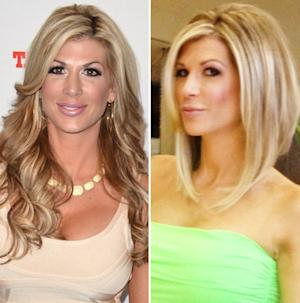 Real Housewives of Orange County's Alexis Bellino Chops Off Her Hair!