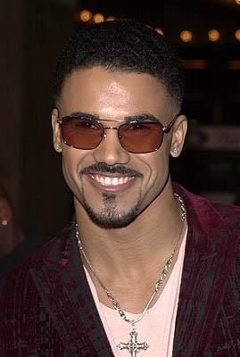 Premiere: Shemar Moore at the Century City premiere of Screen Gems' The Brothers - 3/21/2001