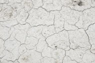 Cracks in dried out soil web across a farmer's field in northern India in July 2012. India's economic growth could slip to near six percent this year with the country facing the spectre of its third drought in a decade, a top government policymaker says