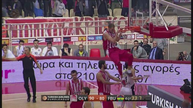Wins for Bayern, Olympiacos in Euroleague Top 16