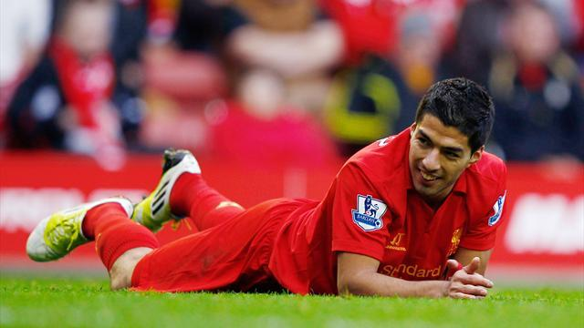 Premier League - Suarez 'does not lose sleep' over public image