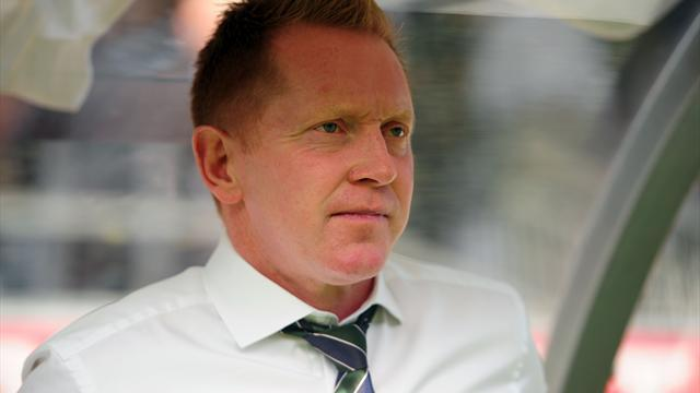 Waddock sacked by Wycombe