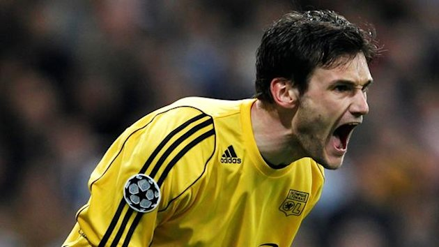2011 Lyon Hugo Lloris