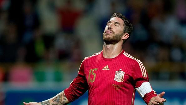 Sergio Ramos questions Rafa Benitez's defensive approach in the Madrid derby