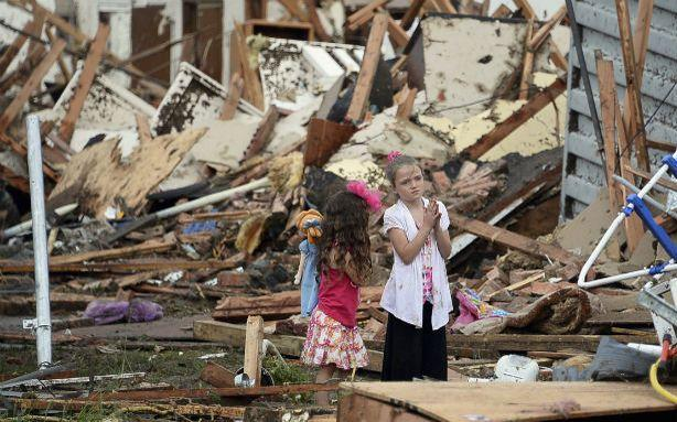 More Severe Weather Threatens Recovery from Oklahoma Tornado