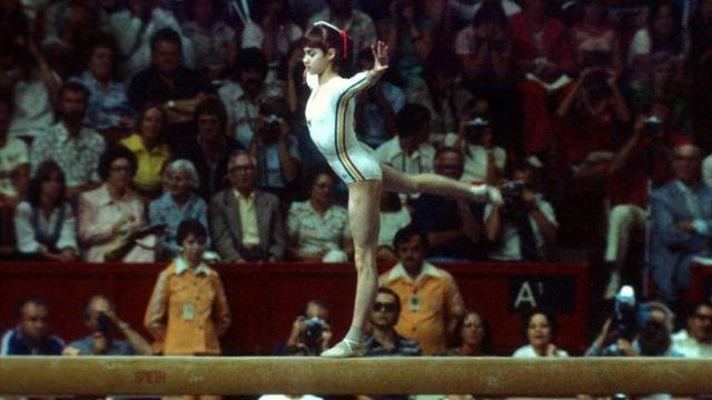 Memorable moments: Comaneci's perfect 10