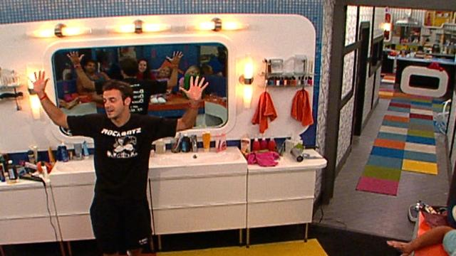 Big Brother - Feed Clip: Dan's Metaphor