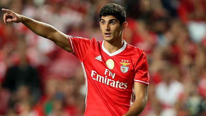 PSG interested in Man Utd target Guedes, confirms Emery