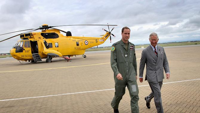 US company to run UK search and rescue helicopters