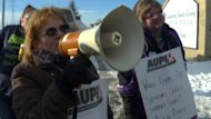 The union representing workers at the Symphony Seniors Living Centre Aspen Ridge in Red Deer has reached a tentative deal with the employer in the current labour dispute.