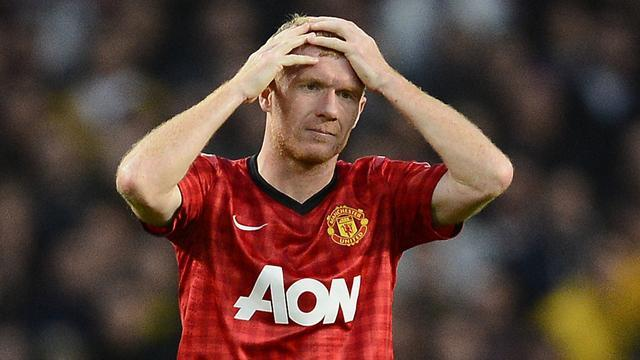 Premier League - Robson: Scholes likely to retire at end of season