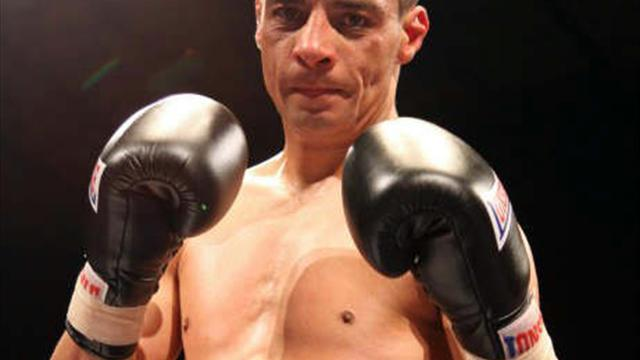 Boxing - Bowlers undercard: Carl Allen gets first win in ten years