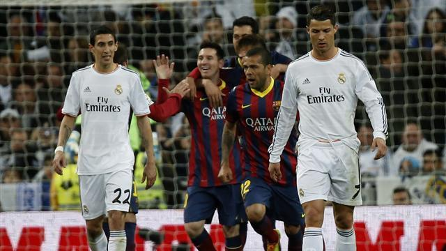 Liga - Ronaldo claims Clasico conspiracy in astonishing ref rant