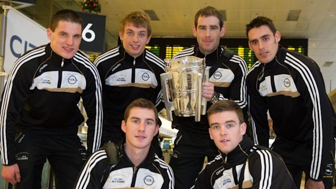 Snapshot – Hurling stars jet off on 5,804 mile trip to Shanghai