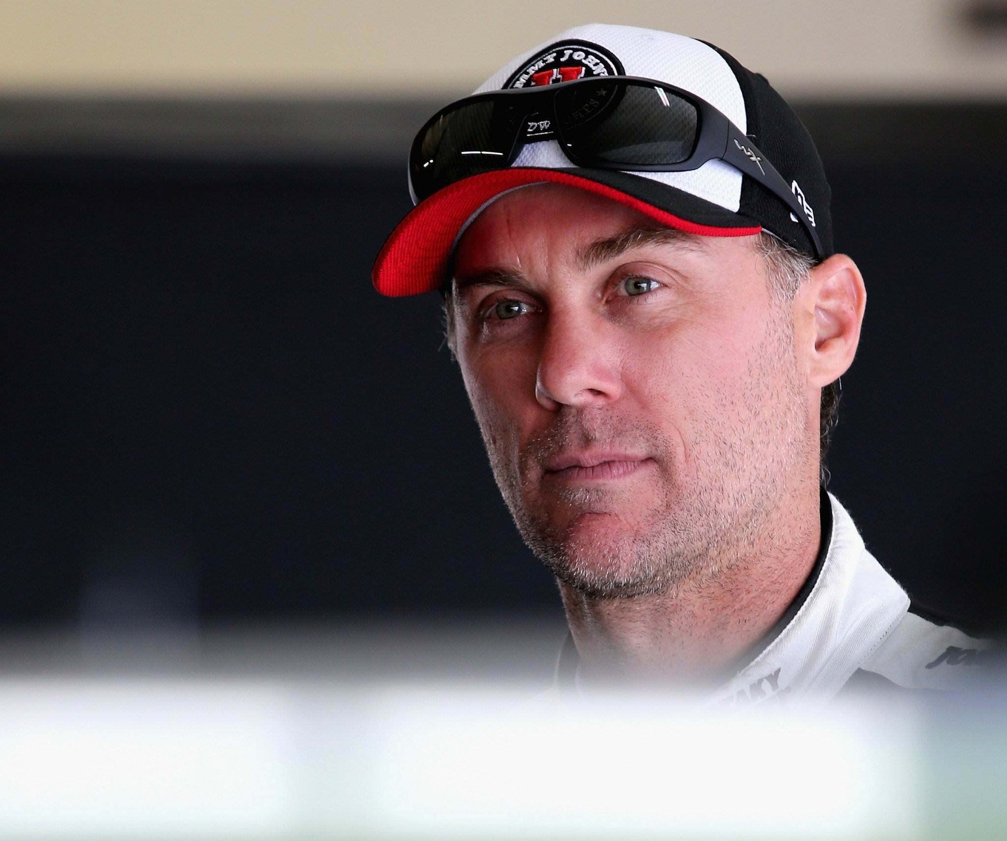 Kevin Harvick has won four poles this year thanks to rain (Getty Images).