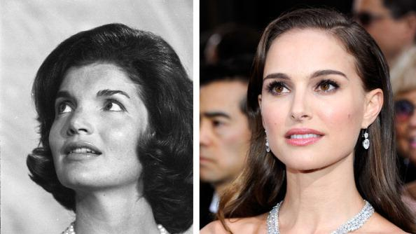 FILE PHOTO:  Natalie Portman To Play Jacqueline Kennedy In Biopic Role