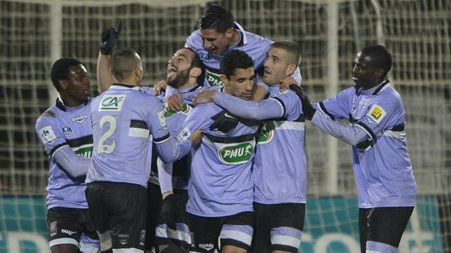 Ligue 1 - Second division Istres win thriller against Valenciennes