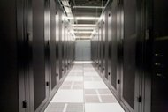 When Should Your Business Consider Data Center Outsourcing? image data center secure cabinets 300x200
