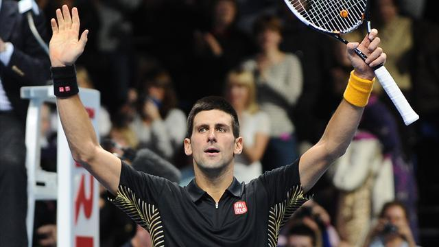 ATP World Tour Finals - Djokovic, una rimonta da finale
