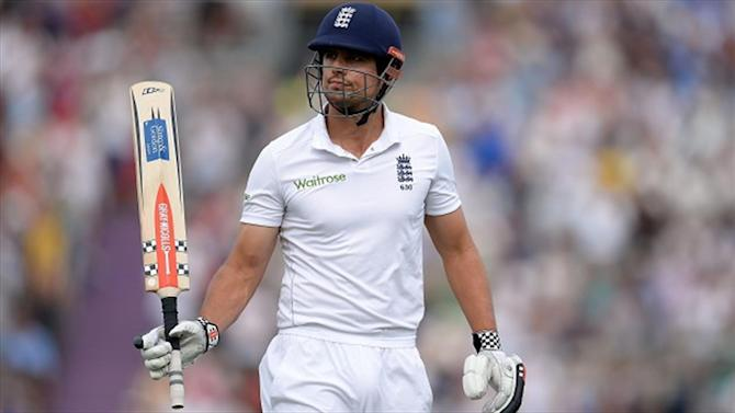 Cricket - England declare v India: Third Test LIVE