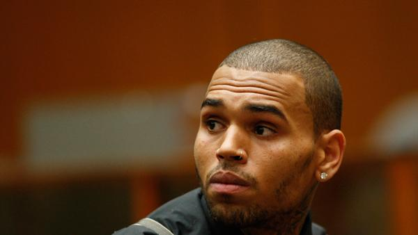 Chris Brown Not Charged in Cell Phone Tussle