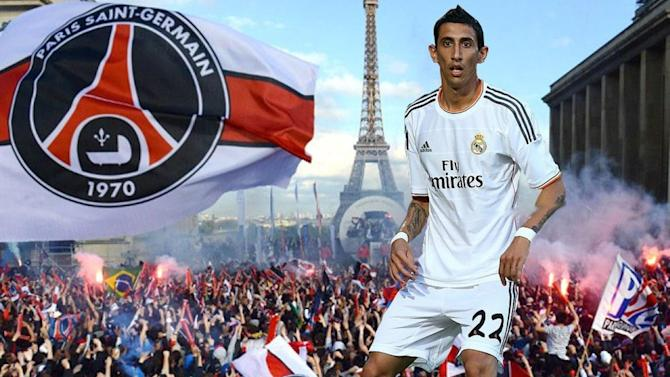 Liga - Rumour: Di Maria left in limbo as PSG move stalls