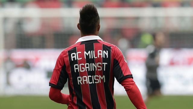 Serie A - Italian officials can stop matches after racist behaviour