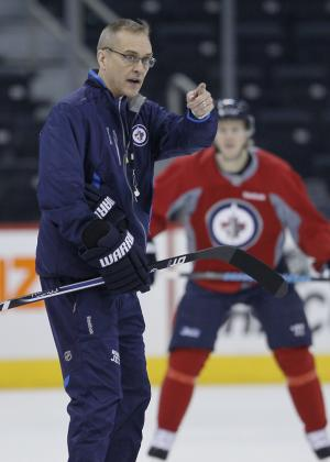 Winnipeg signs coach Paul Maurice to 4-year deal